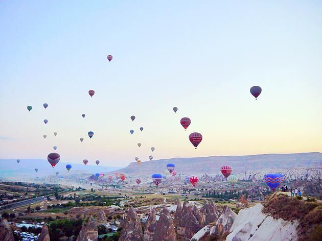 My Cappadocia Trip | Goreme Sunset point
