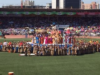 Mother Who Works: Mongolia's Naadam Festival