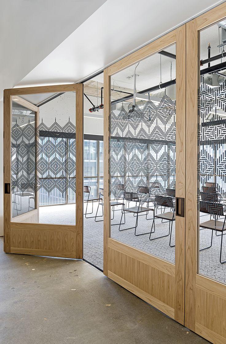 #puerta #madera #cristal #vinilo