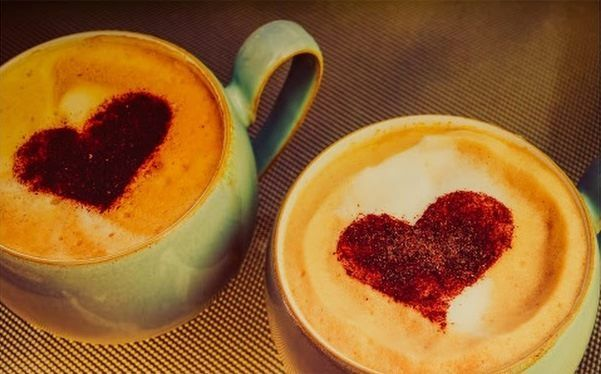 Se spune că cea mai bună cafea este cea băută alături de persoana iubită. Bună dimineața!