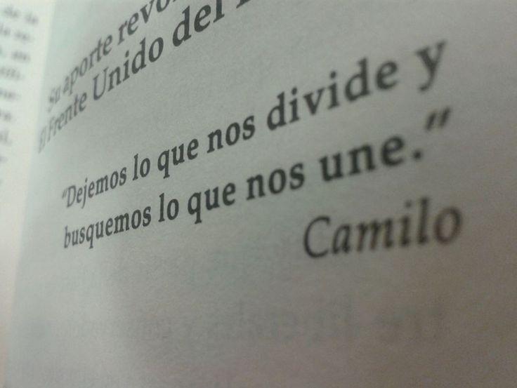 Camilo Torres.