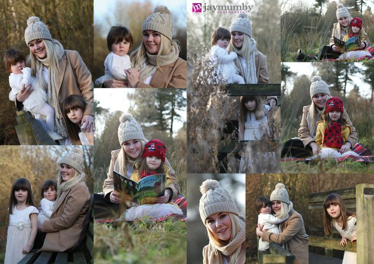 A montage of a few shots from a shoot for Paul MacBeth. Great family and good fun, even if it was a bit cold!