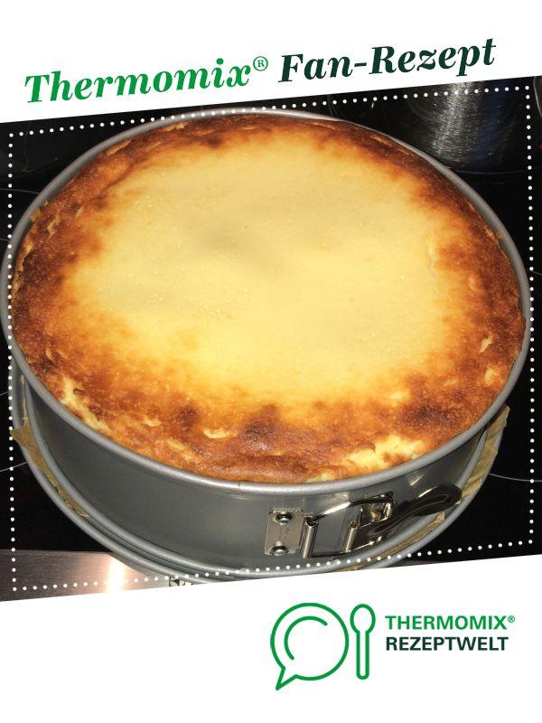 Schneller Kasekuchen Rezept Thermomix Pinterest Kuchen