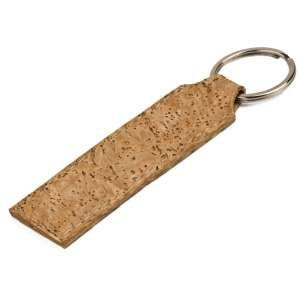 Cool Keychain   Made from Cork - Corkor