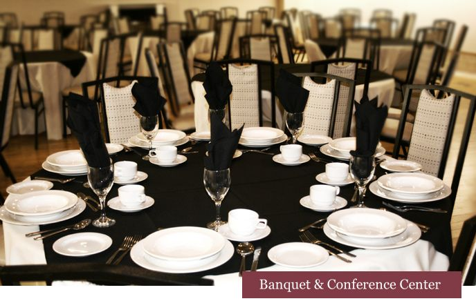 Sans Souci Banquet and Conference Centre is Quinte newest special occasions facility with seating for 150.