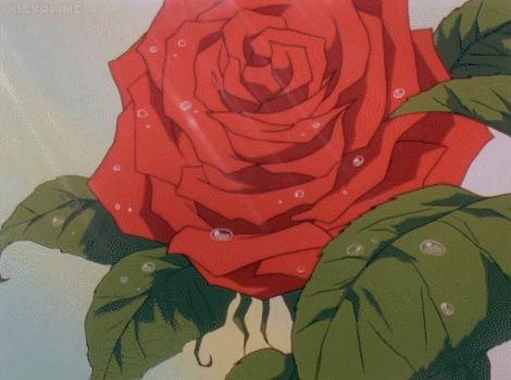 Imagem de aesthetic, anime, and gif