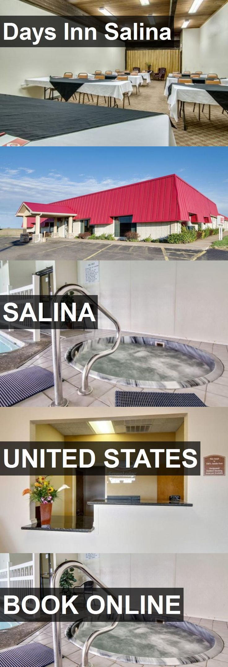 Hotel Days Inn Salina in Salina, United States. For more information, photos, reviews and best prices please follow the link. #UnitedStates #Salina #hotel #travel #vacation