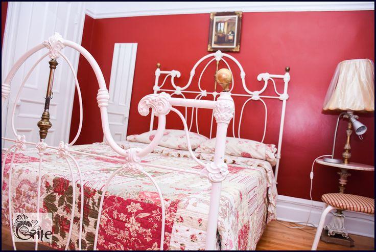 Chambre lit double...