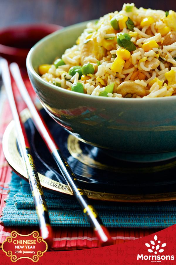 We can't resist the healthier recipe of this classic side. This dish can be served with any Chinese stir fry and is a great way to use up leftover rice.
