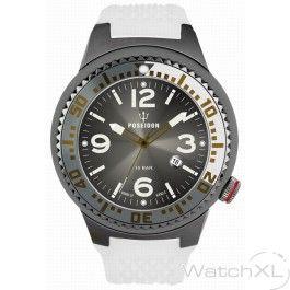 Kienzle Poseidon K0409 Large watch grey/white