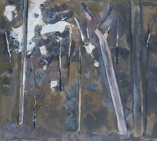 Fred Williams, Forrest Landscape