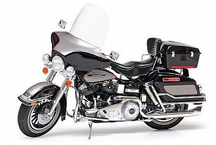 Tamiya 16037 Harley-Davidson® FLH Classic Black Version