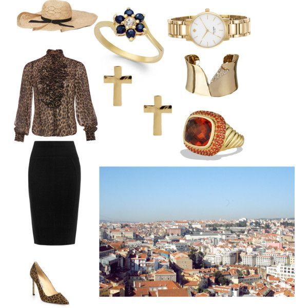 """""""Ouro"""" by michael-xv on Polyvore"""