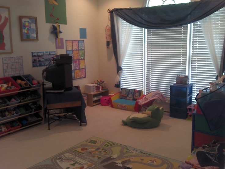 living room or dining room you never use turn it into a fun playroom