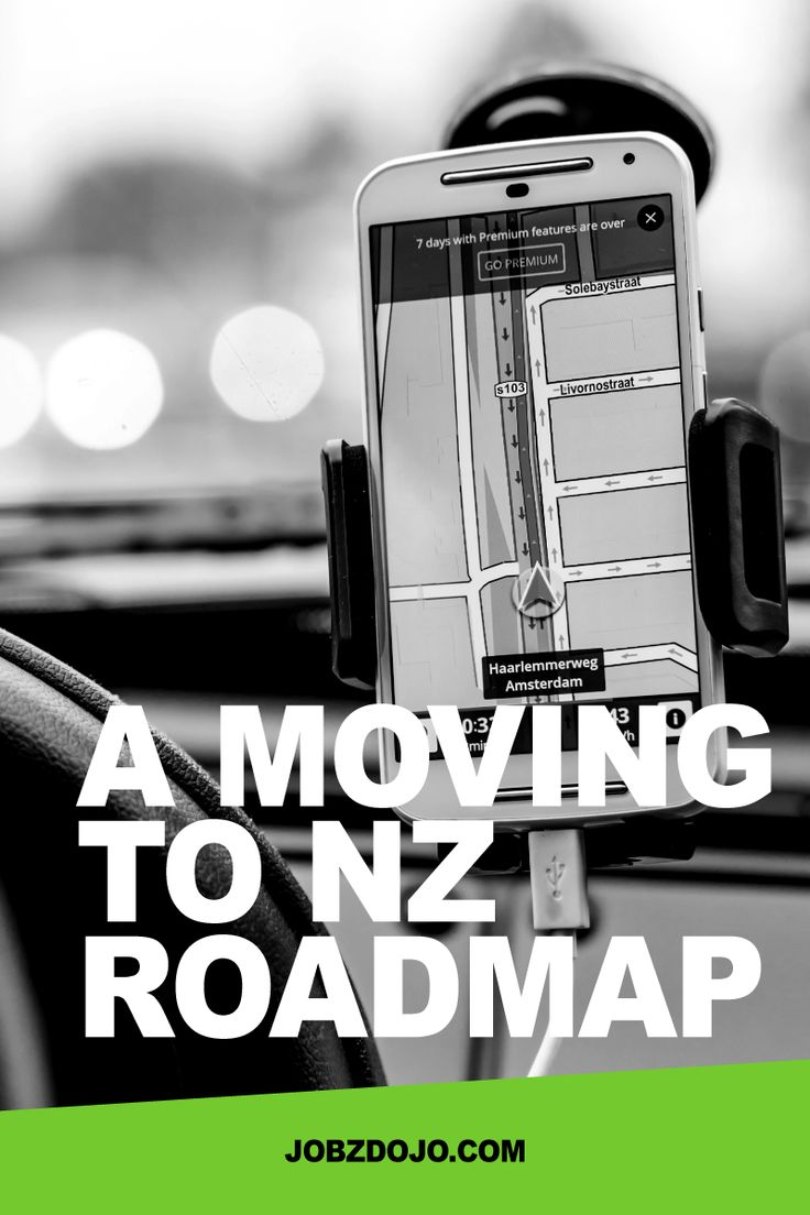 A 'Moving to NZ' Road-Map