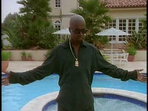 Aaron Hall - I Miss You (1994)  Sad sad video! Wife dies...baby single father... They just don't make them like this anymore. This was like watching a mini movie!