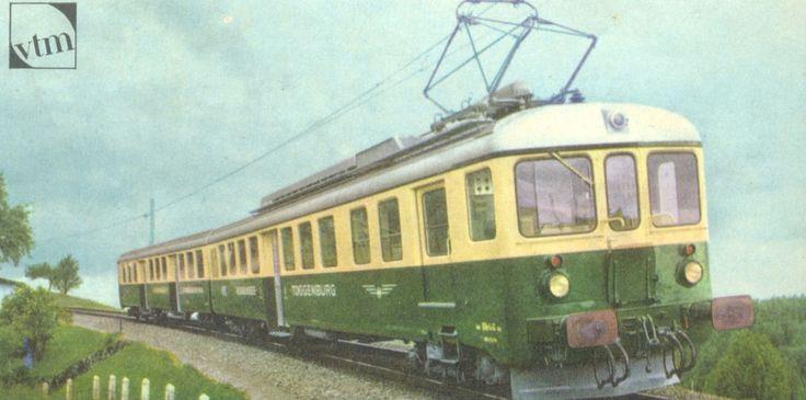 Elektrický motorový vlak typu 14/141