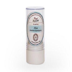 Dezodorant Ałun 120G.Hipoalergiczny minerał o właściwościach dezorujących.