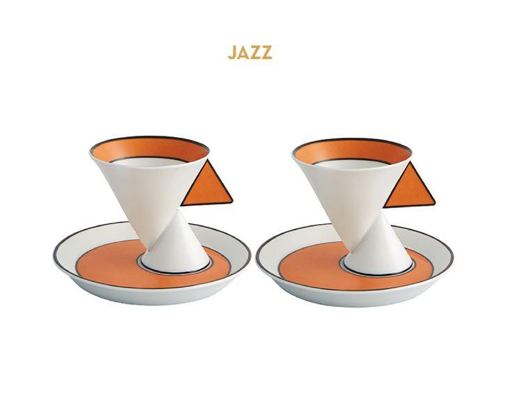 """Coleção """"Jazz"""", Vista Alegre Atlantis"""