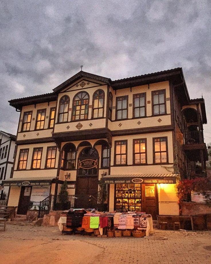Kadirler Mansion -Taraklı,Sakarya Turkey / By zeynepozeen