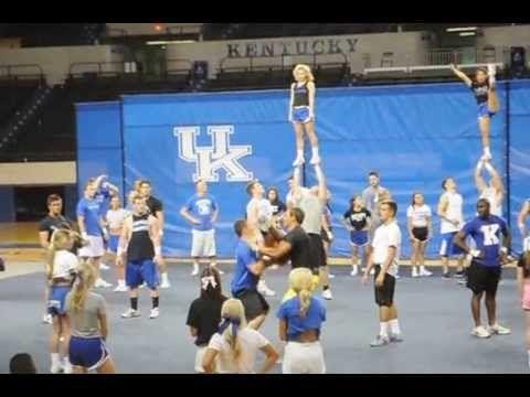 tryouts: University of Kentucky Cheer