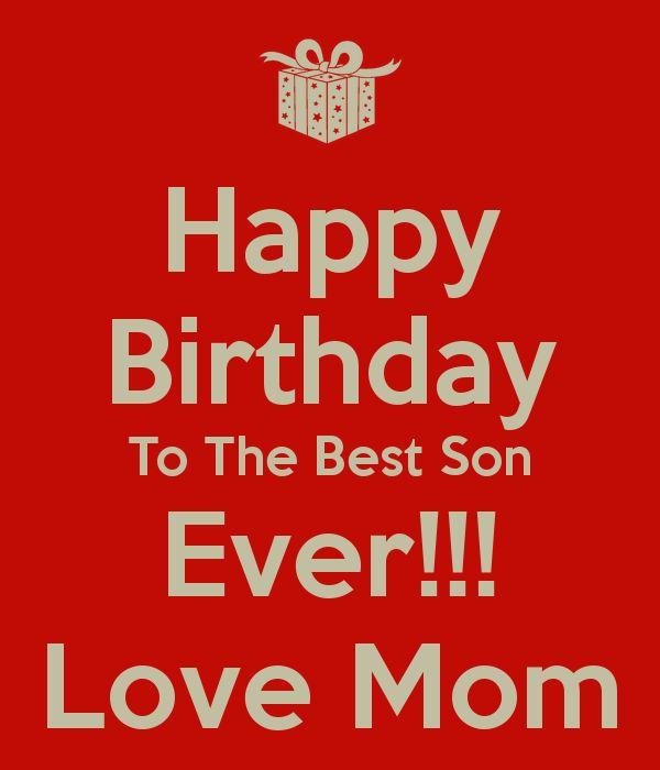 Citaten Voor Zoon : Beste ideeën over verjaardag zoon op pinterest