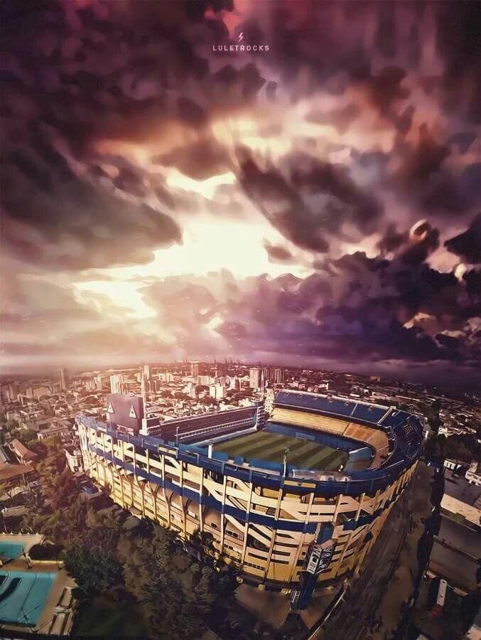El mejor estadio. La Bombonera