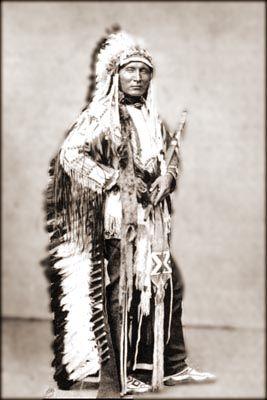Les Grands Chefs Indiens - Aurore du Petit Matin...
