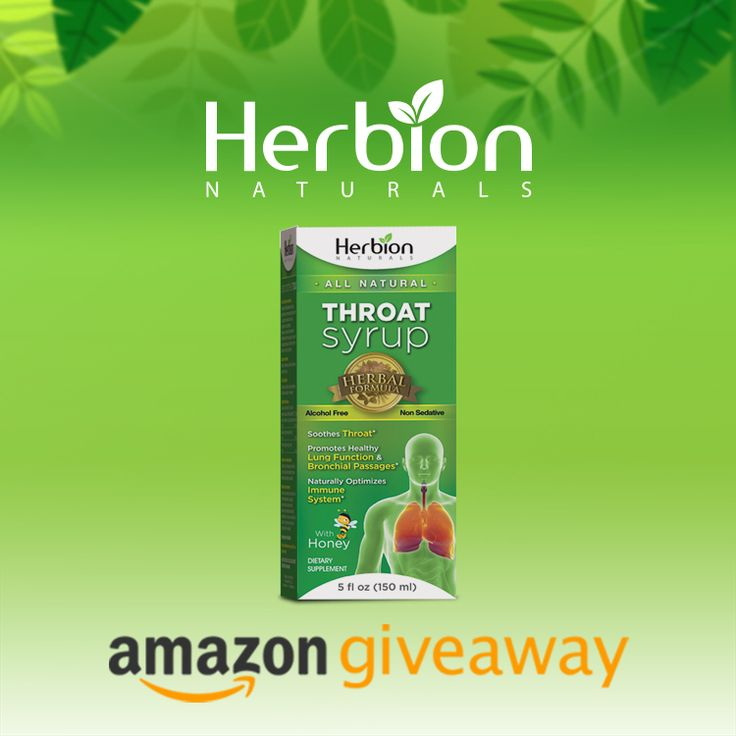 Heal all your Coughing Throat Problems with the Herbion All Natural Throat Syrup. Take Part in the new Amazon Giveaway and Get One for Free. Link: https://giveaway.amazon.com/p/9430faba9759b006 Link: https://giveaway.amazon.com/p/7581b33c090de4e5 Link: https://giveaway.amazon.com/p/7376416783e5958a #Herbion #Amazon #Giveaway #Throat #Syrup