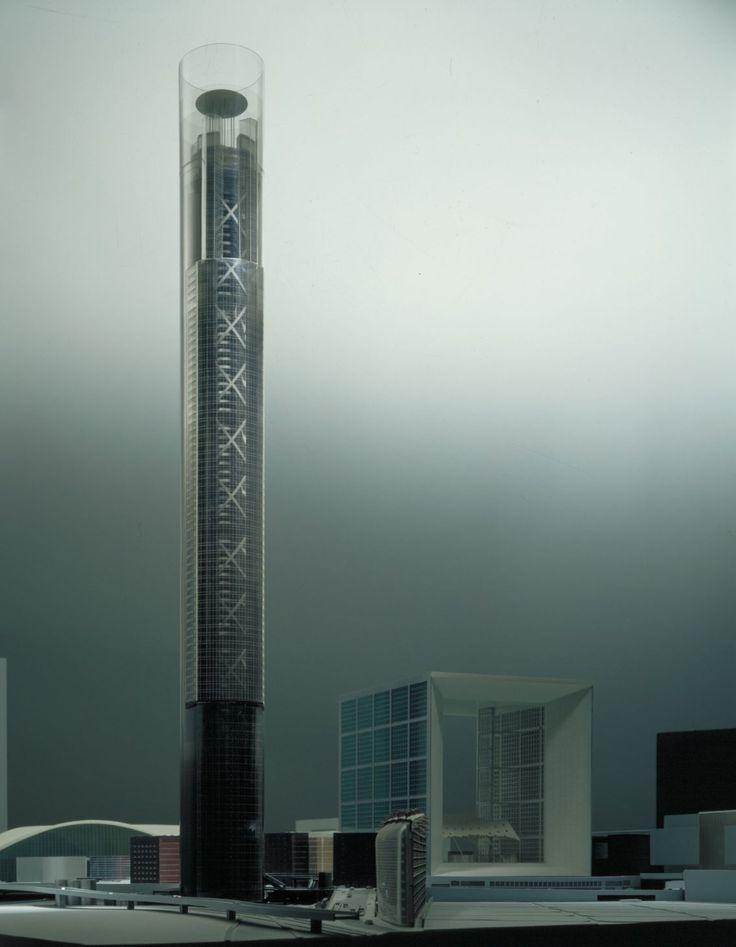 Jean Nouvel Buildings Blade  #Jean #Nouvel Pinned by www.modlar.com