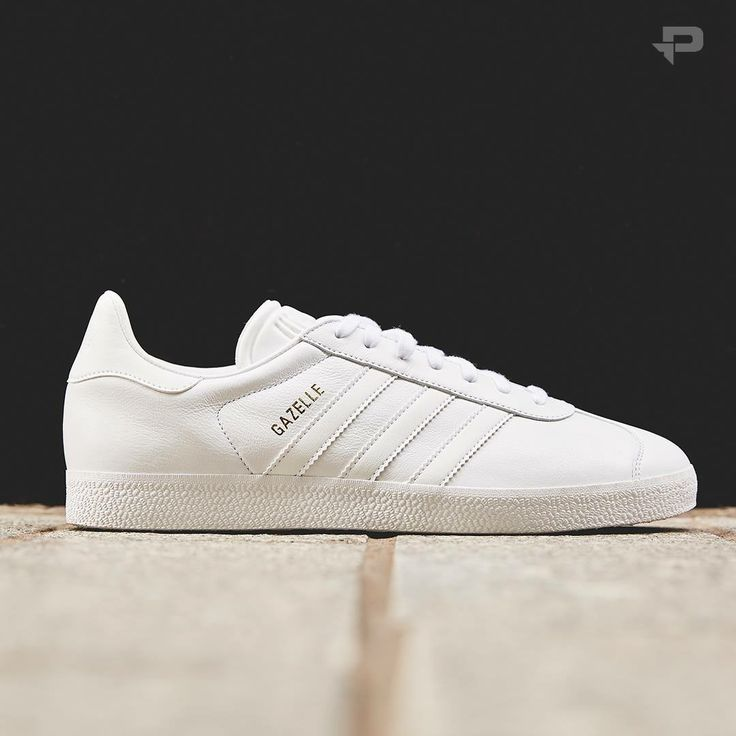 adidas Originals Gazelle: White