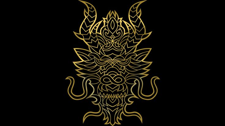Golden Dragon is a T Shirt designed by griffin45nn9z to illustrate your life and is available at Design By Humans