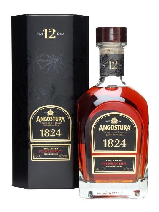 Angostura 1824 Rum : The Whisky Exchange