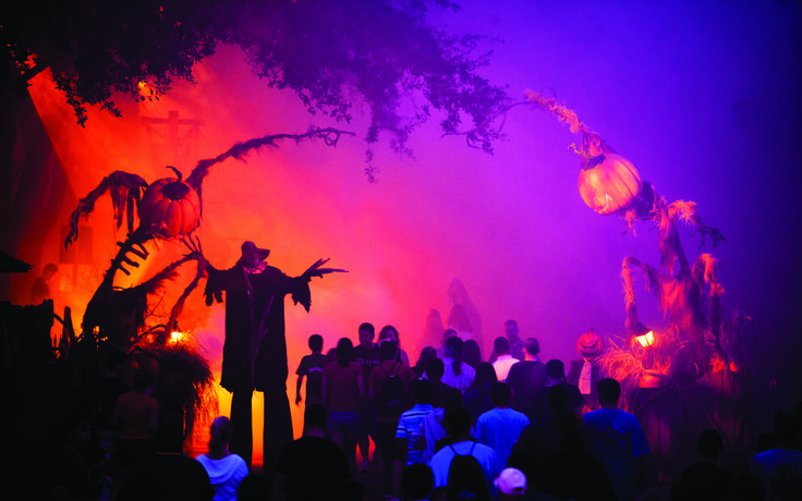Parques e Ingressos no Halloween Horror Nights em Orlando #orlando #hhn #universal #parqueseingressos