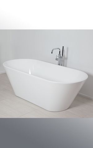 Plumbline Evo Freestanding Bath