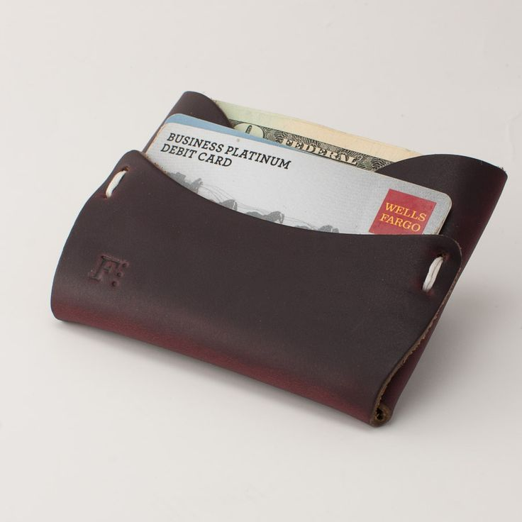 This is a really cool wallet design