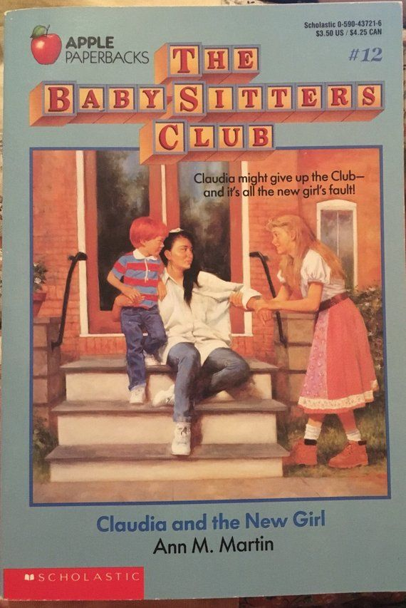 The Baby Sitters Club Books 1980s Paperback Preteen Teen Chapter