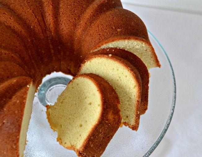 Elvis Presley's Favorite Pound Cake | Recipe