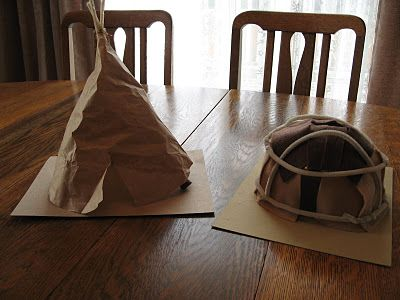 The Tepee vs. the Wigwam and other related Thanksgiving learning activities