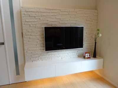 壁掛けテレビ 造作 - Google 検索