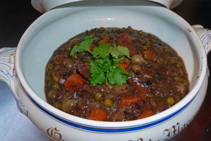 Paleo International Beef Stew