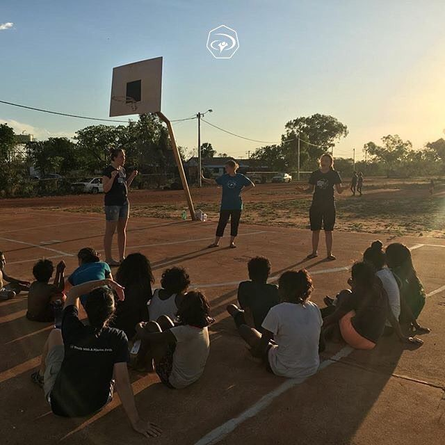 """""""We've spent the last month in Derby, Western Australia building relationship in communities and local healthcare organisations. We are finding  creative ways to gather people together for health care teachings, even if it means losing our own basketball tournament...God is opening doors in the Kimberley, and it's exciting to be a part of as a school!"""" - Report from our @birthattendantschool that is on outreach now. Most of our July Quarter schools is coming back this weekend and we are so…"""