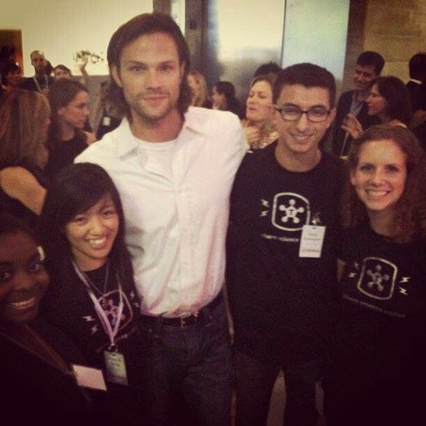 Jared at the Imaginarim auction