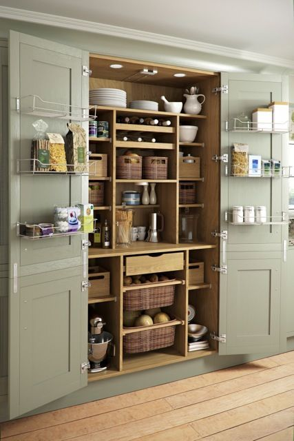15 Handy Kitchen Pantry Designs With A Lot Of Storage Room: 418820 Best Your Best DIY Projects Images On Pinterest