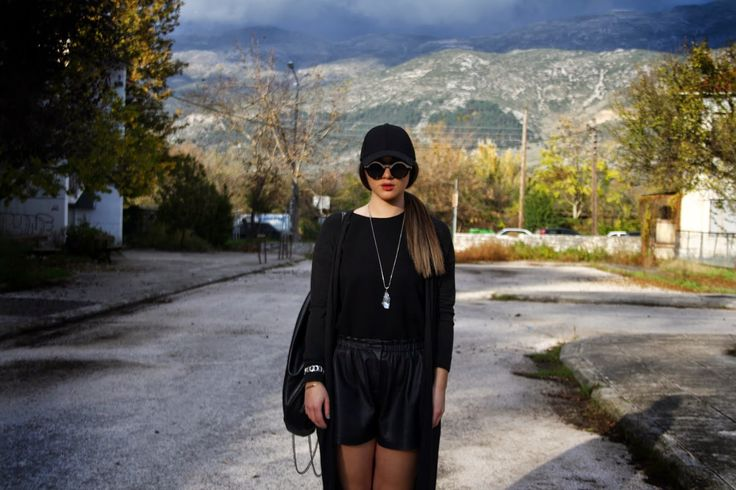 Lab of Style:   Black it is  