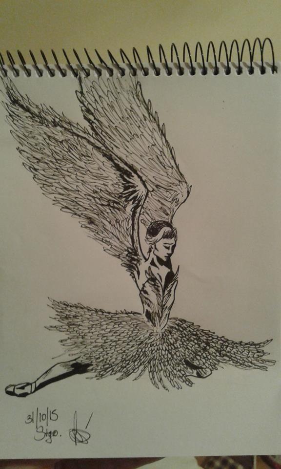 Ballerina, swan, swan queen