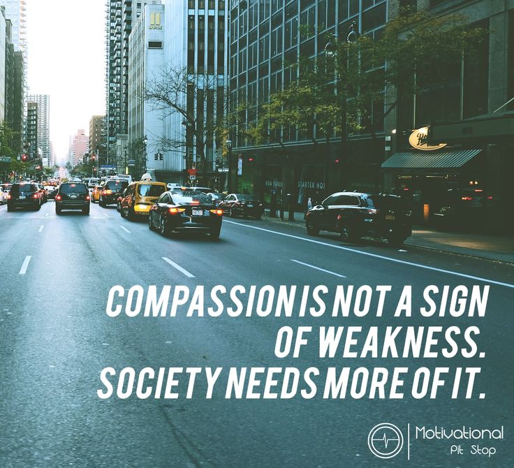 The secret? Empathy and Compassion.