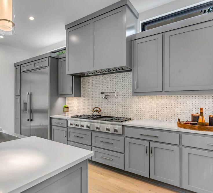 Customized Kitchen Cabinets | Silver Tree Wood Refinishing ...
