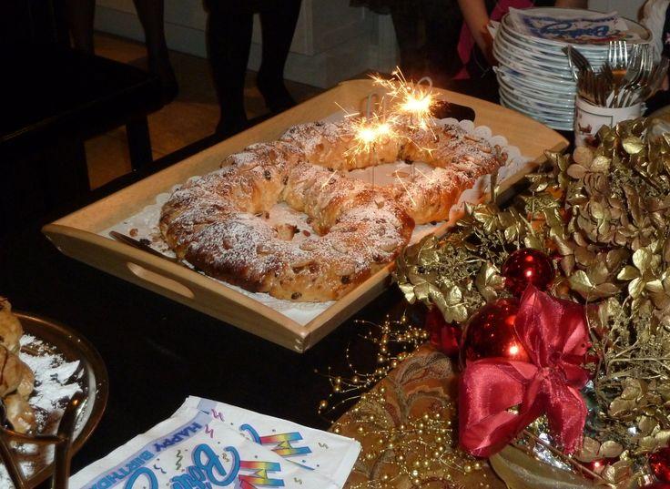 Latvian Birthday Cake