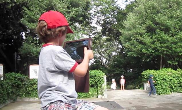 Children as Documenters